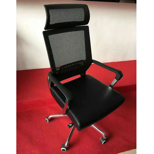 top sale adjustable ergonomic high back lumbar support mesh office chair with headrest china. Black Bedroom Furniture Sets. Home Design Ideas