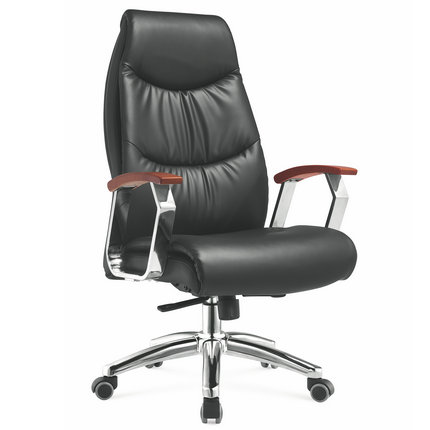 alibaba high back managerial executive revolving leather office