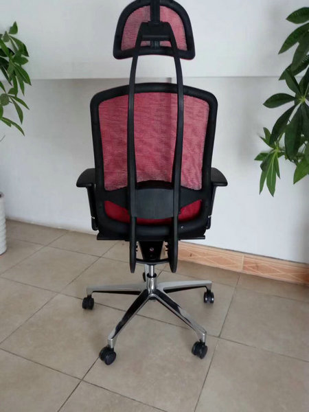 Hong Kong Ergonomic Design High Back Full Mesh Office