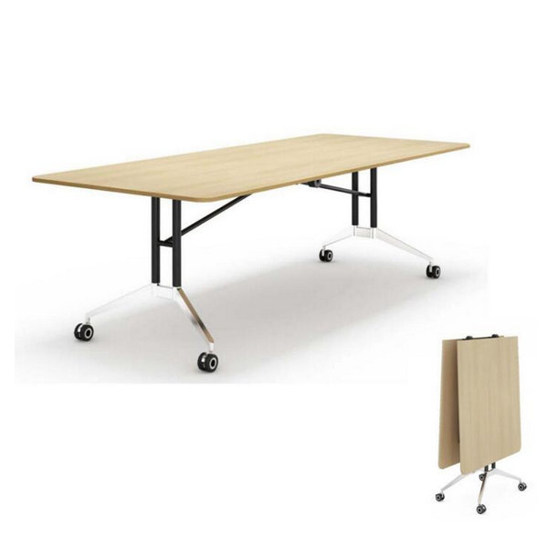 Movable Metal Modular Office Conference Table Combination